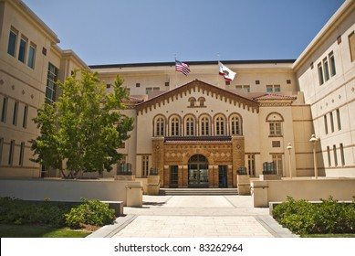 Chapman University Law School in Orange, California