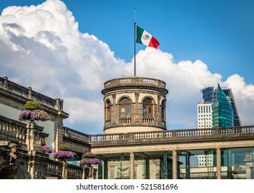 Chapultepec castle - Mexico City, Mexico
