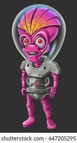 character, alien