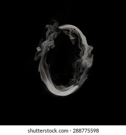 The character of the dry ice