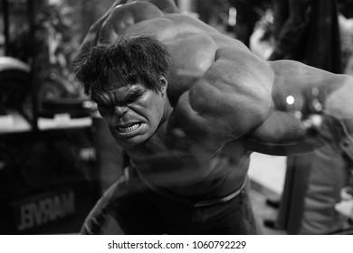Green Hulk Images, Stock Photos & Vectors | Shutterstock