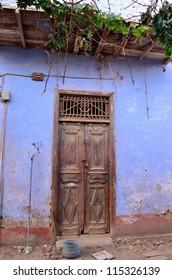 characteristic building in el quseir