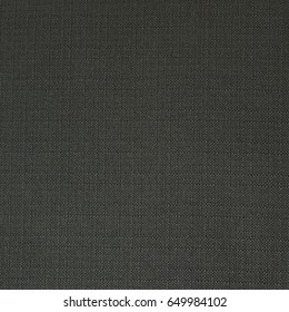 Charcoal Gray Woven Texture