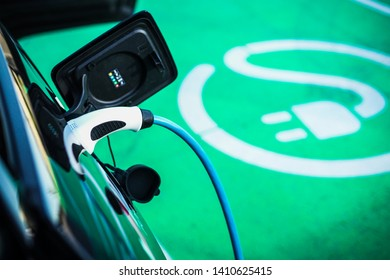 Charging the eCar / E mobility