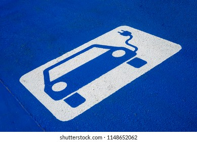 charging point for cars