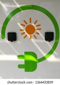 Charging station electric car
