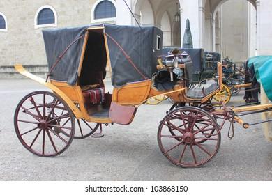 Chariot in Salzburg