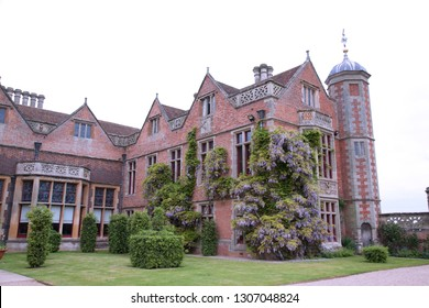 Charlecote Park, Warwickshire, Victorian Manor House & Park