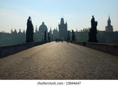 Charles Bridge - Prague's defining landmark