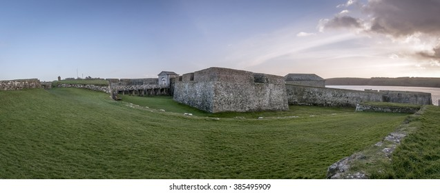 Charles Fort in Kinsale, Ireland.