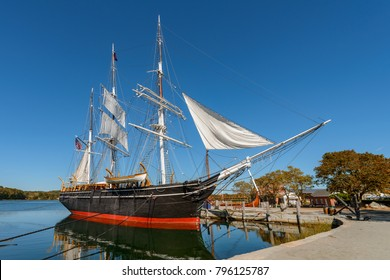 Charles W. Morgan The Last Wooden Whaleship in the World Built and launched in 1841