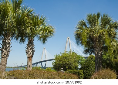 Charleston Harbor and the Palmetto State of South Carolina.