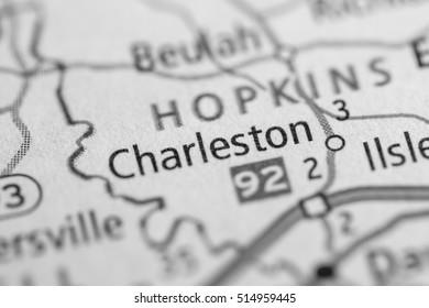 Charleston. Kentucky. USA
