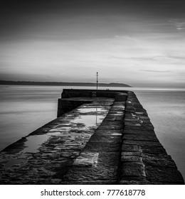 Charlestown Harbour, St Austell, Cornwall, UK