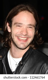"""Charlie Cox at the Los Angeles Premiere of """"Disturbia"""". Mann's Chinese Theater, Hollywood, CA. 04-04-07"""