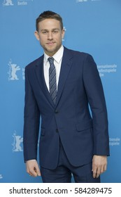 Charlie Hunnam attends the 'The Lost City of Z' press conference during the 67th Berlinale International Film Festival Berlin on February 14, 2017 in Berlin, Germany.