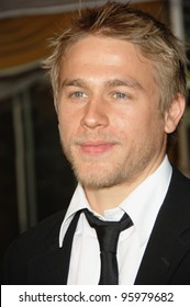 """Charlie Hunnam at the Los Angeles premiere of his new movie """"Children of Men"""". November 16, 2006  Los Angeles, CA Picture: Paul Smith / Featureflash"""