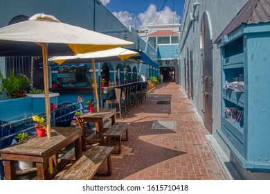 Charlotte Amalie is the Capital and Largest City of the United States Virgin Islands