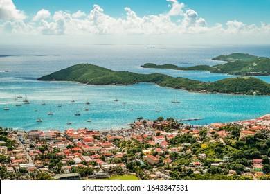 Charlotte Amalie, Saint Thomas, USVI.