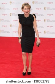 Charlotte Bellamy arriving for the TV BAFTA Awards 2013, Royal Festival Hall, London. 12/05/2013