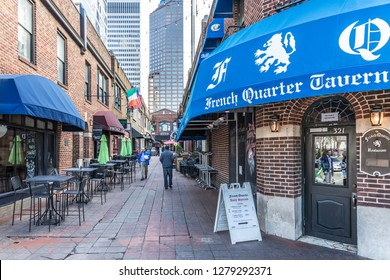 CHARLOTTE, NC, USA-1/8/19: The Latta Arcade on South Tryon and S. Church St.