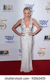 Charlotte Ross at the 25th Annual Genesis Awards, Century Plaza Hotel, Century City, CA. 03-19-11