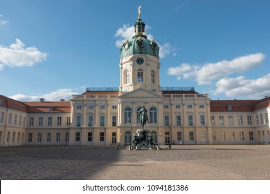 Charlottenburg Palace, in the Charlottenburg district of Berlin, Germany