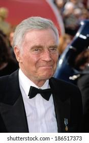 Charlton Heston at Academy Awards, 3/25/2001