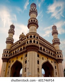 charminar History and culture of Hyderabad city India
