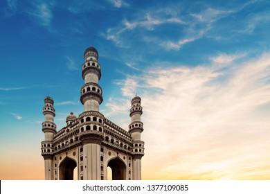Charminar.Hyderabad,Telangana,India  image