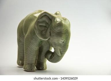 Porcelain Elephant Images, Stock Photos & Vectors | Shutterstock