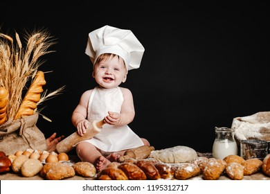 1866bf399 Baby Chef Images, Stock Photos & Vectors | Shutterstock
