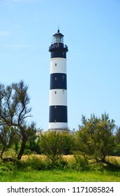 Chassiron lighthouse in Oleron island