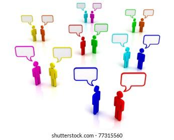 Chat Communication