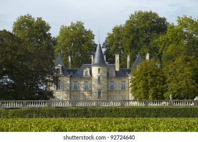 Chateau Comtesse Lalande