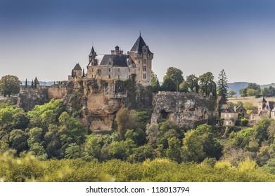 Chateau de Montfort, Dordogne, France