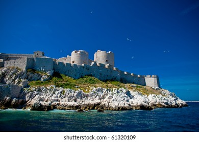 Chateau d'If, Marseille , France