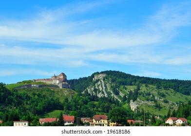 chateau du joux france, Pontarlier