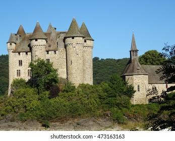 Chateau du Val, France