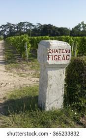 Chateau Figeac Saint-Emilion
