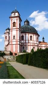 Chateau in Jaromerice nad Rokytnou, Czech Republic