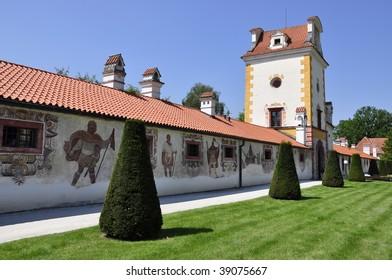 Chateau Kratochvile, Czech Republic