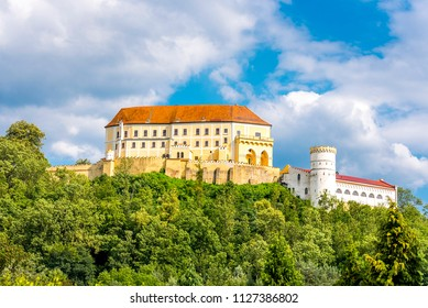 Chateau Letovice, South Moravia, Czech Republic