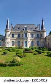 Chateau Palmer is a famous wine estate of Bordeaux wine. France