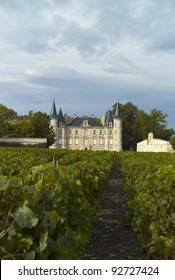 Chateau Pichon Llongueville Baron