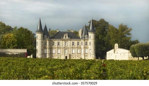 Chateau Pichon Longueville Baron