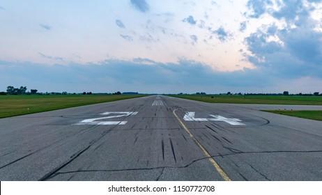 Chatham-Kent Municipal Airport Runway