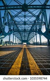 Chattanooga Tennessee Market Street Bridge
