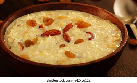 Chawal ki kheer or rice kheer is one of the most popular dessert or a sweet dish made in many households.