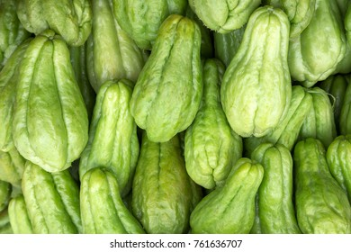 chayote fruits Organic Vegetables